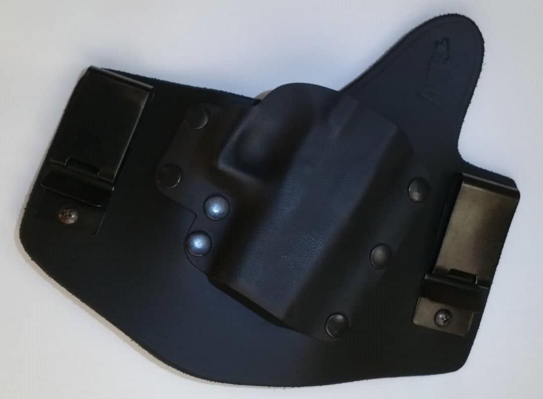 Hybridní IWB pouzdro pro Glock 43 Šakal
