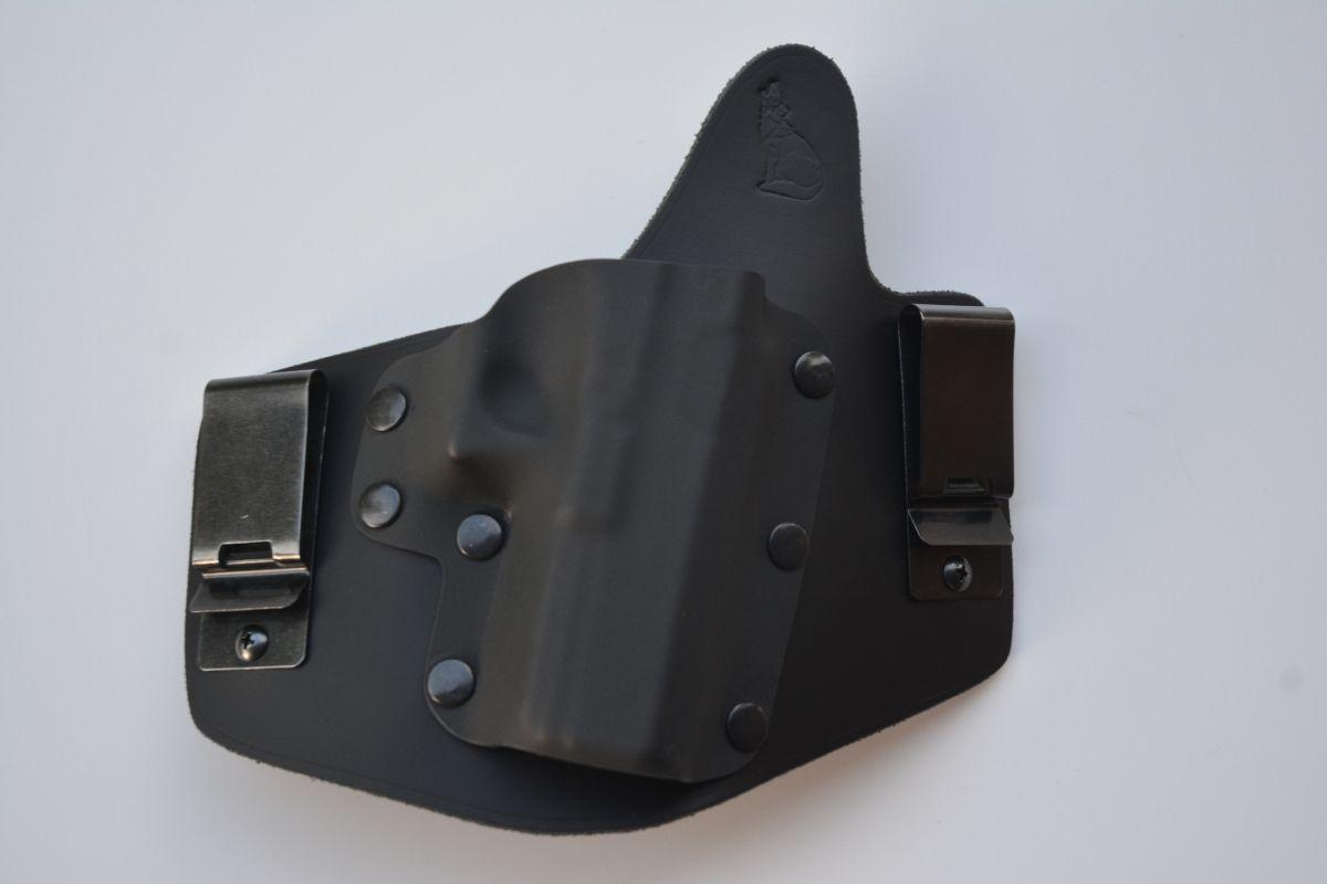 Hybridní IWB pouzdro pro Glock 17/22/31 Šakal