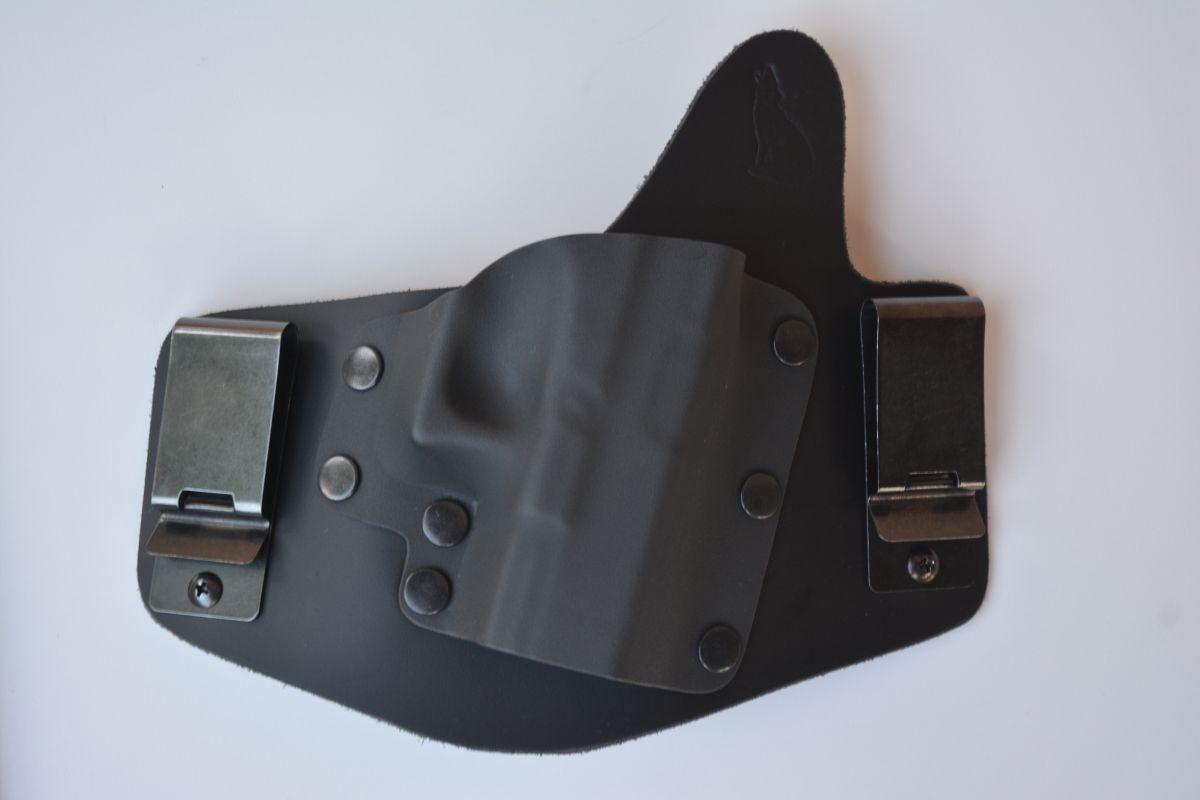 Hybridní IWB pouzdro pro Glock 26/27/33 Šakal